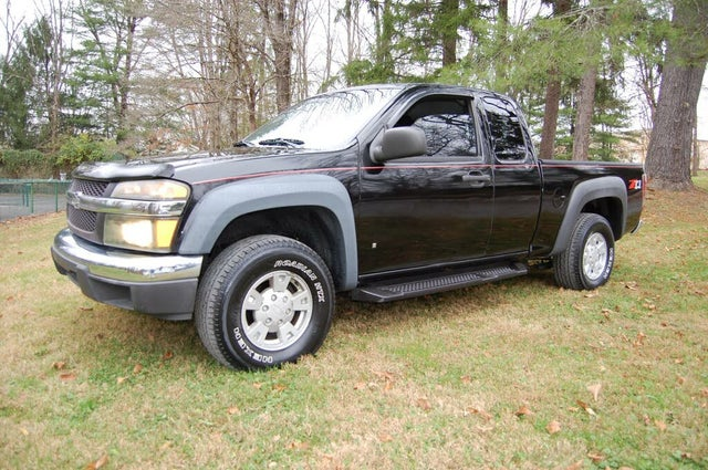 2006 Chevrolet Colorado LT Extended Cab 4WD