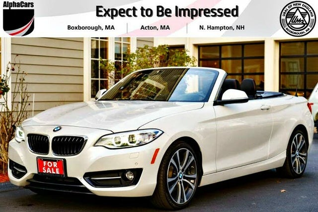 2016 BMW 2 Series 228i xDrive Convertible AWD