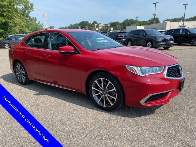 2018 Acura TLX V6 SH-AWD with Technology Package