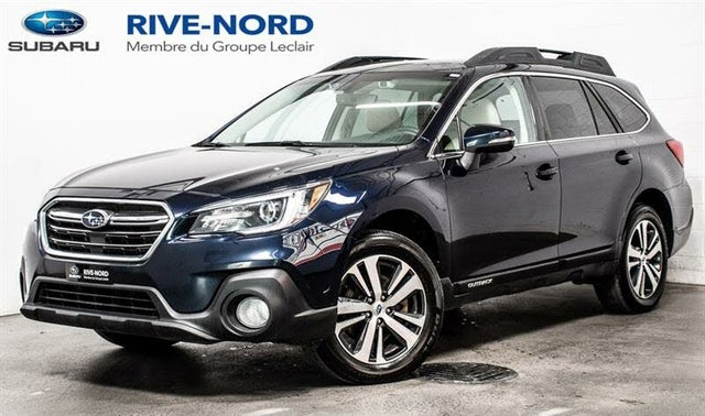 2018 Subaru Outback 2.5i Limited AWD with EyeSight Package