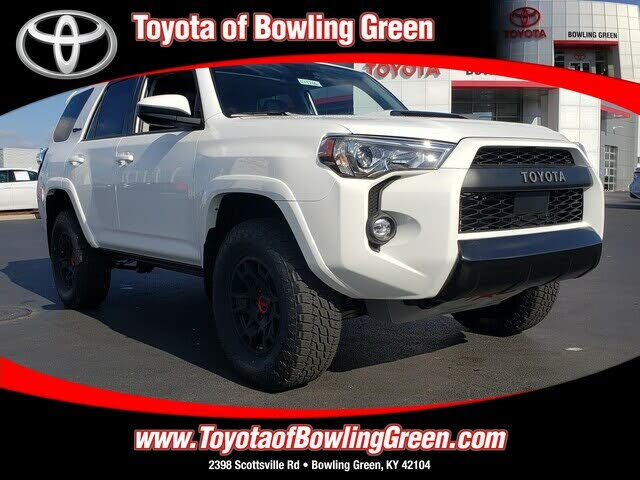 used 2021 toyota 4runner trd pro 4wd for sale right now