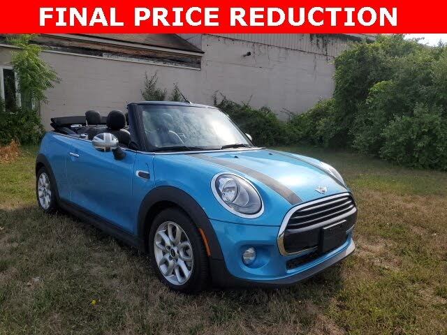 2017 MINI Cooper Convertible FWD