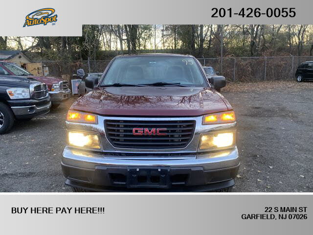 2007 GMC Canyon SL Extended Cab 4WD