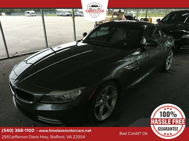 2014 BMW Z4 sDrive28i Roadster RWD