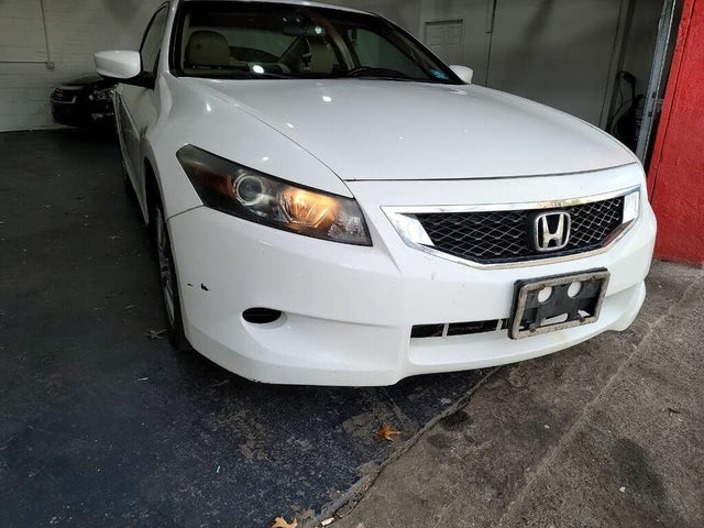 2009 Honda Accord Coupe EX-L with Nav