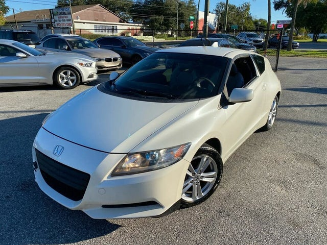 2011 Honda CR-Z EX with Nav