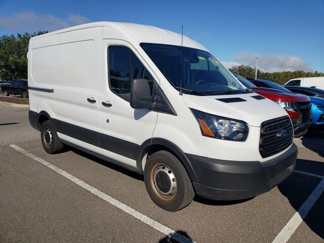 2019 Ford Transit Cargo 150 RWD with Sliding Passenger-Side Door
