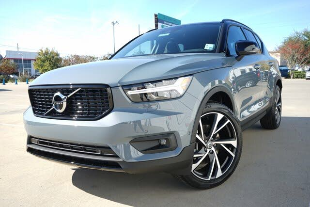 2021 volvo xc40 for sale in marshall, tx - cargurus