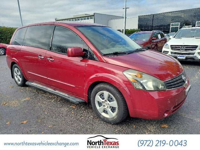 2007 Nissan Quest Base