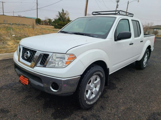 2011 Nissan Frontier SV Crew Cab 4WD