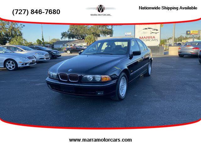 1997 BMW 5 Series 540i Sedan RWD