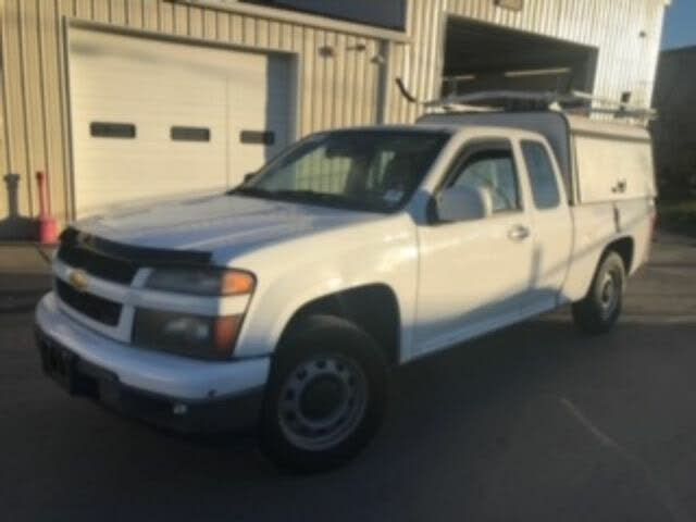 2009 Chevrolet Colorado 1LT Extended Cab RWD