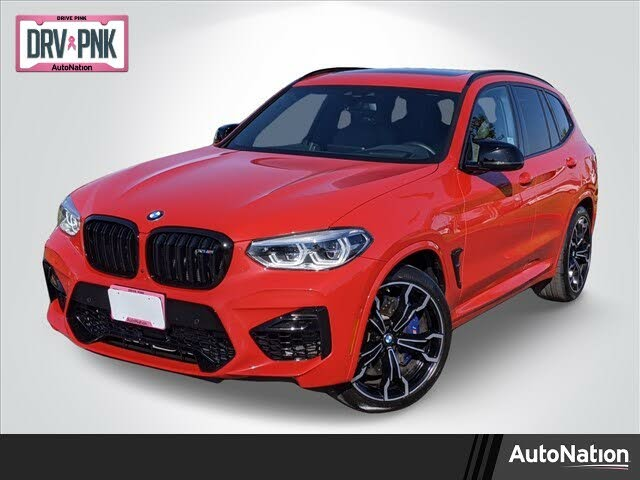 2020 BMW X3 M Competition AWD for Sale in Bakersfield, CA ...