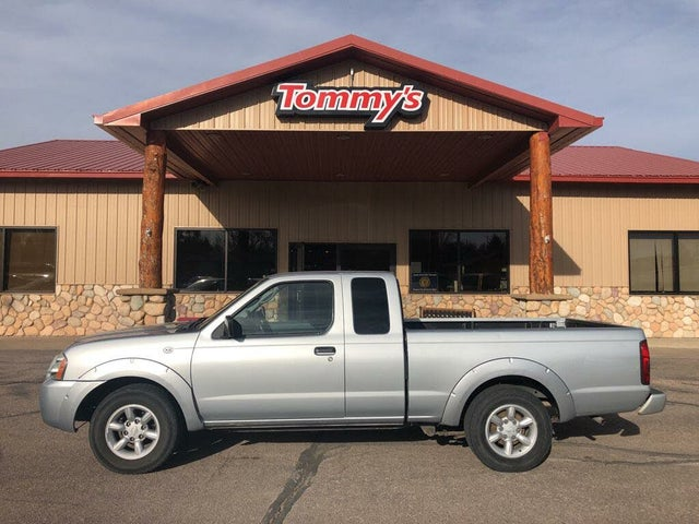 2003 Nissan Frontier 2 Dr XE Extended Cab SB