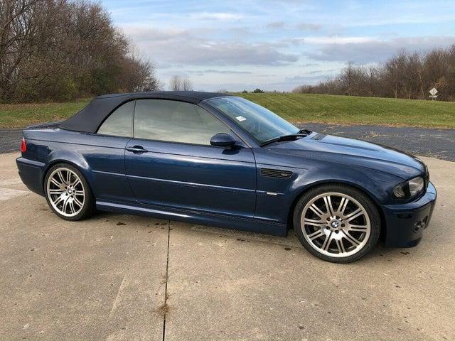 2004 BMW M3 Convertible RWD