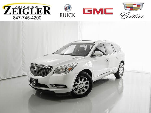 2017 Buick Enclave Leather AWD