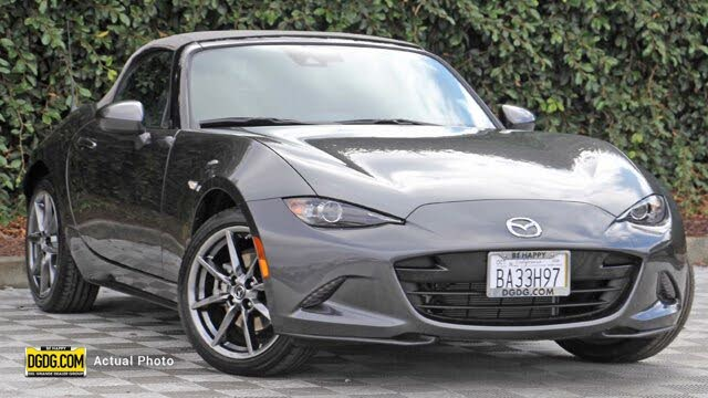 2020 Mazda MX-5 Miata Grand Touring RWD
