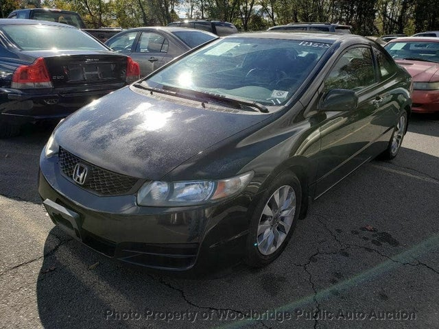 2011 Honda Civic Coupe EX-L