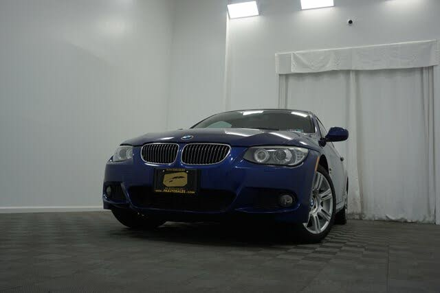 2012 BMW 3 Series 335i xDrive Coupe AWD