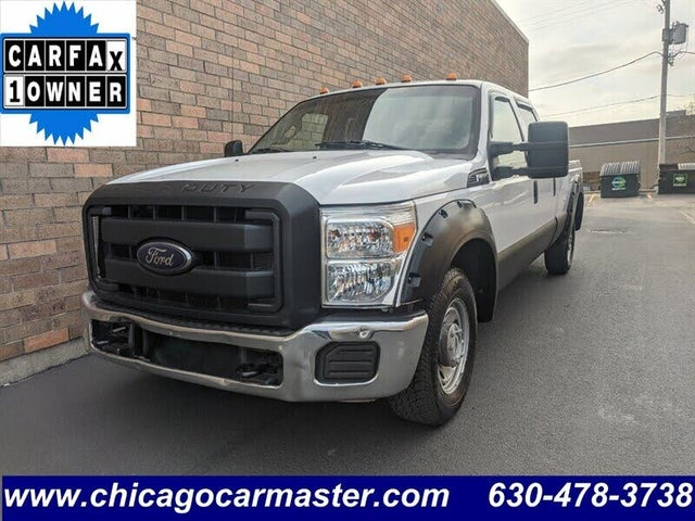 2012 Ford F-350 Super Duty XL Crew Cab LB