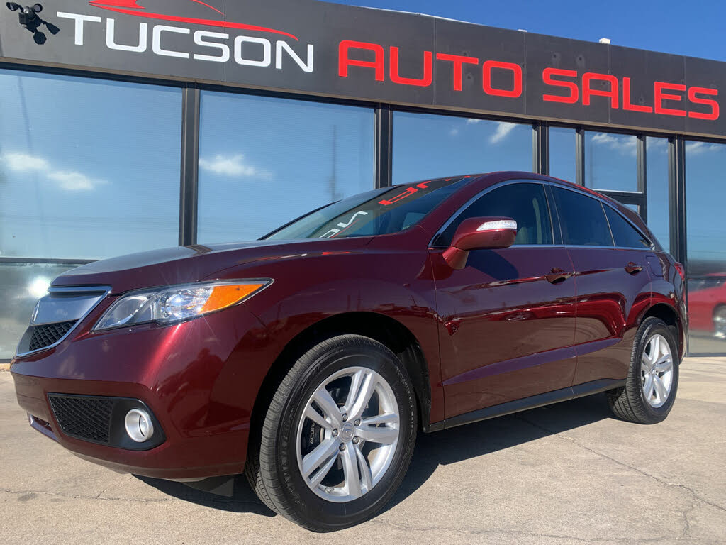 Used 2014 Acura Rdx For Sale With Expert Reviews Cargurus