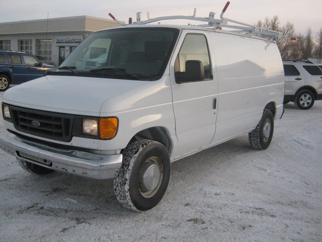 2006 Ford E-Series E-250 Cargo Van