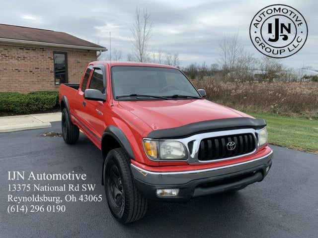 2002 Toyota Tacoma 2 Dr V6 4WD Extended Cab LB