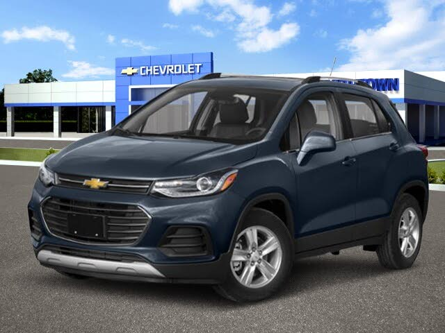 2021 chevrolet trax lt fwd for sale in new york, ny - cargurus