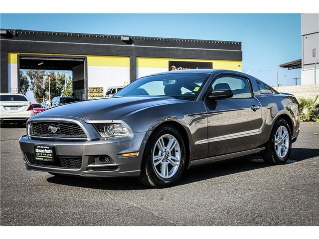 2014 Ford Mustang V6 Coupe RWD for Sale in San Diego, CA ...