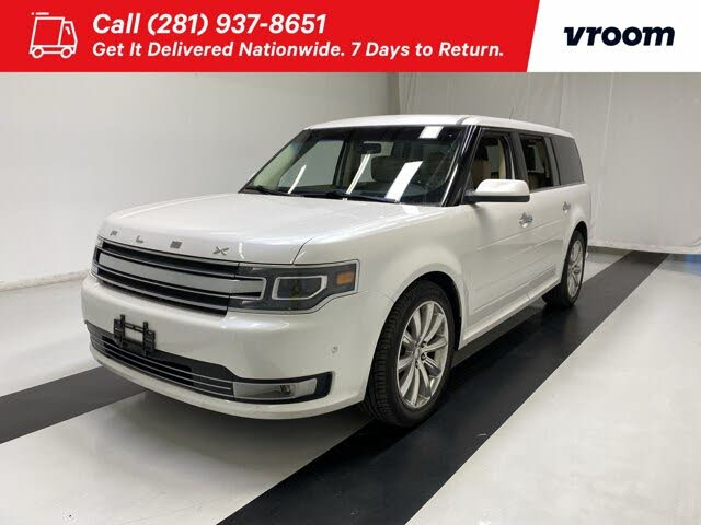 2015 Ford Flex Limited AWD with Ecoboost