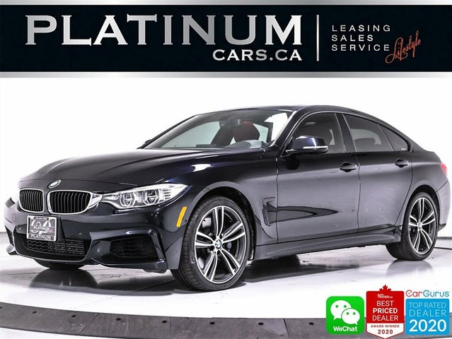 BMW 4 Series 435i xDrive Gran Coupe AWD for Sale in Barrie ...