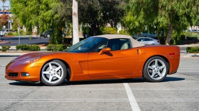 2007 Chevrolet Corvette 3LT Convertible