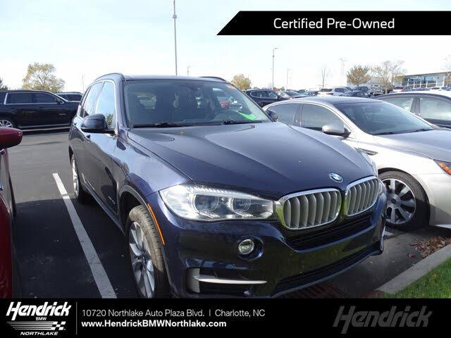 2016 BMW X5 xDrive40e AWD