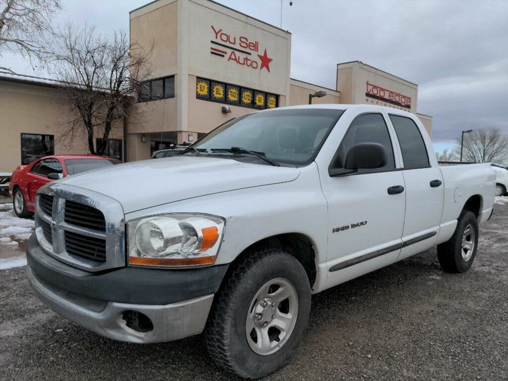 Used 2007 Dodge Ram 1500 For Sale Right Now Cargurus