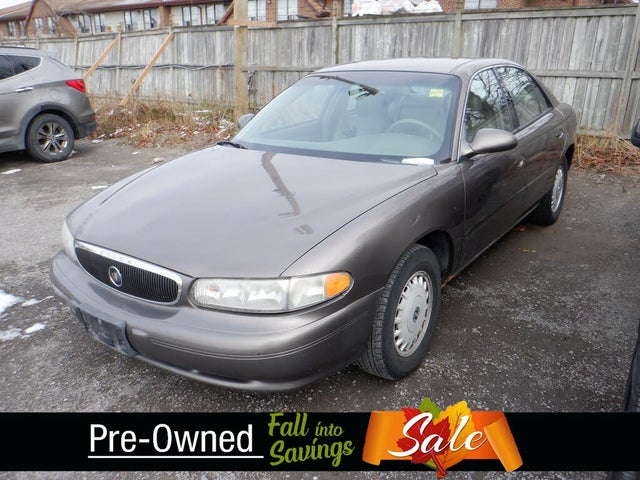 2004 Buick Century Custom Sedan FWD