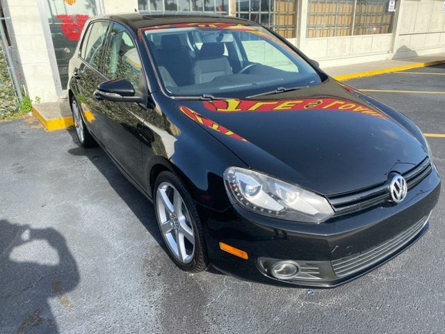 2012 Volkswagen Golf TDI with Tech Package