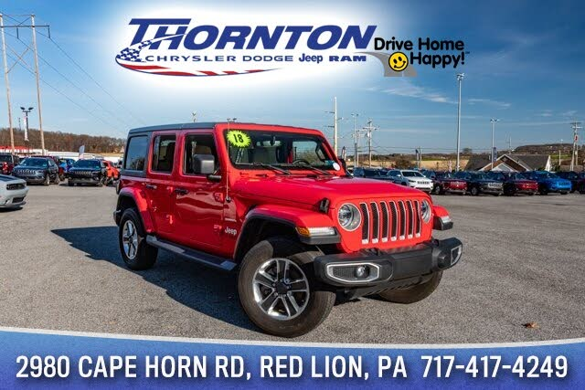 Thornton Chrysler Dodge Jeep Ram Cars For Sale Red Lion Pa Cargurus