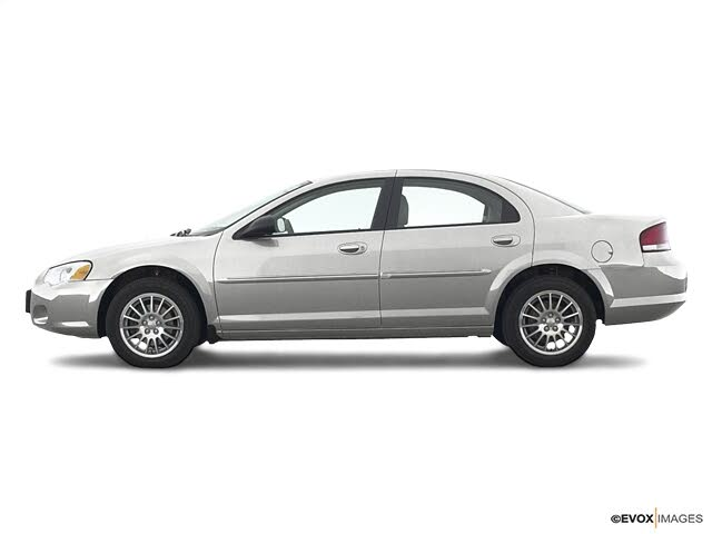 2004 Chrysler Sebring Touring Sedan FWD
