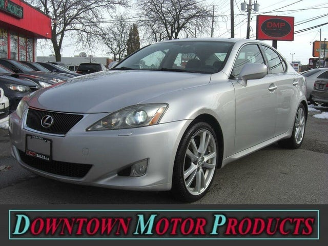 2007 Lexus IS 350 350 RWD