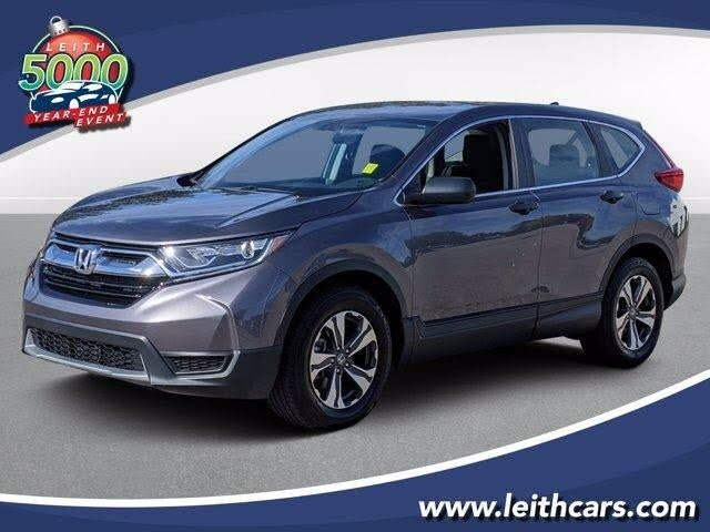 2018 Honda CR-V LX FWD