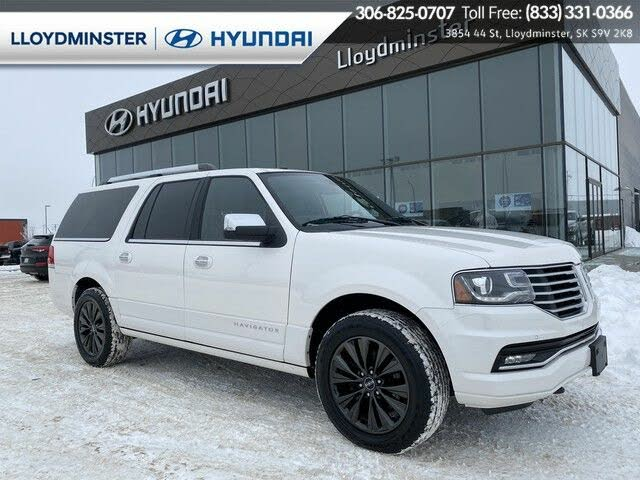 2017 Lincoln Navigator L Select 4WD