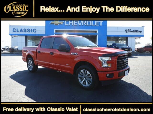 2017 Ford F-150 XL SuperCrew