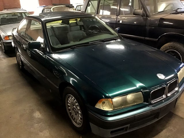 1994 BMW 3 Series 318is Coupe RWD