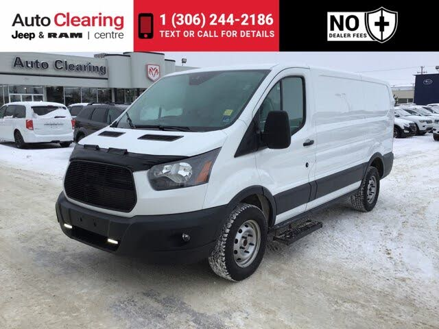 2017 Ford Transit Cargo 250 3dr SWB Low Roof Cargo Van with 60/40 Passenger Side Doors