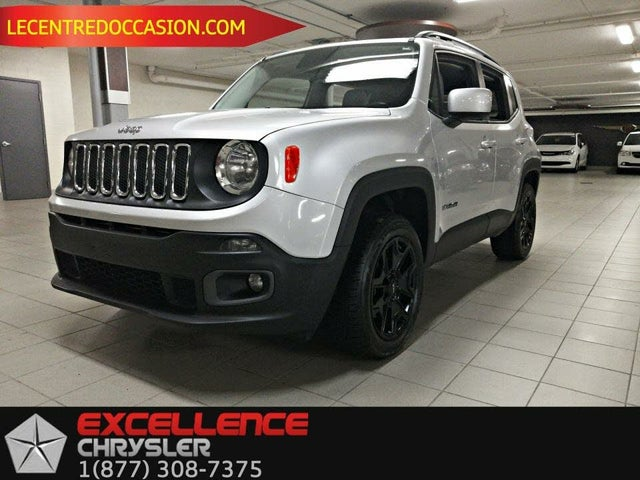 2015 Jeep Renegade North 4WD