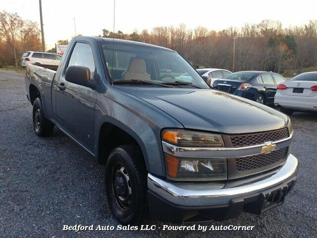 2006 Chevrolet Colorado LS RWD