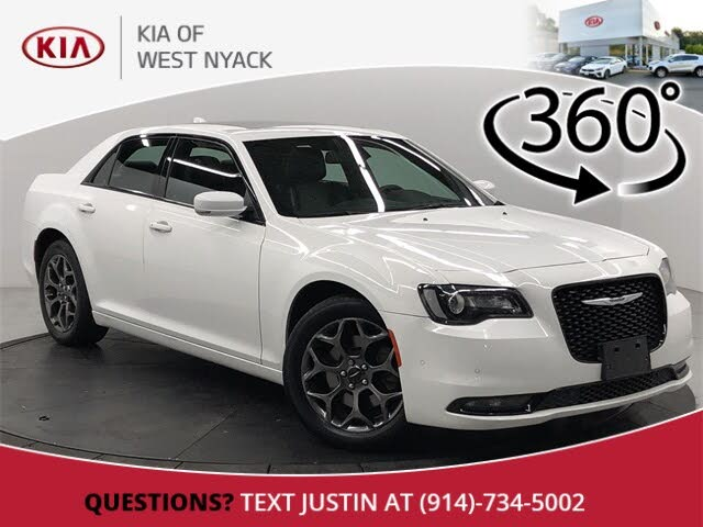 2018 Chrysler 300 S AWD
