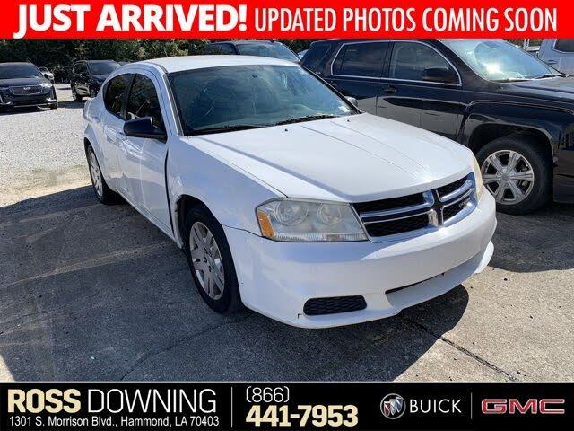 2011 Dodge Avenger Express FWD