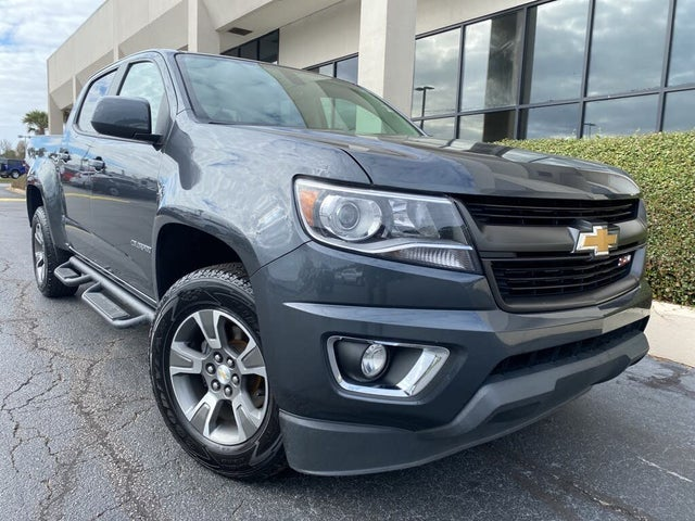 2016 Chevrolet Colorado Z71 Crew Cab RWD
