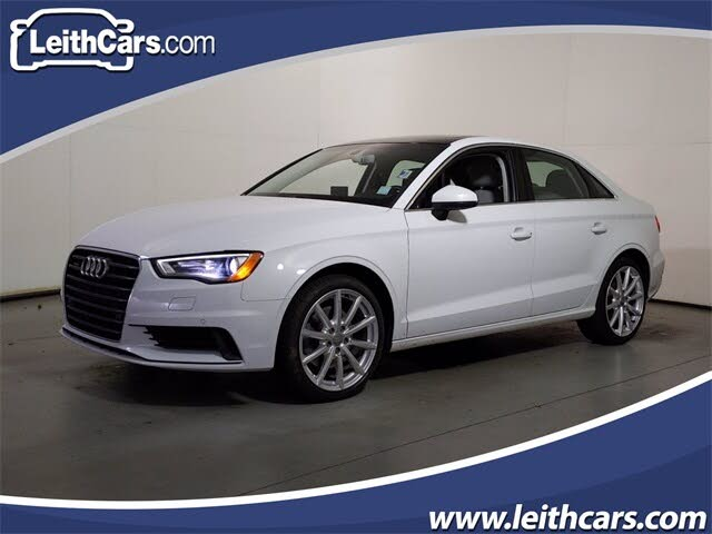 2016 Audi A3 2.0T quattro Premium Plus Sedan AWD